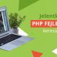 PHP fejlesztő
